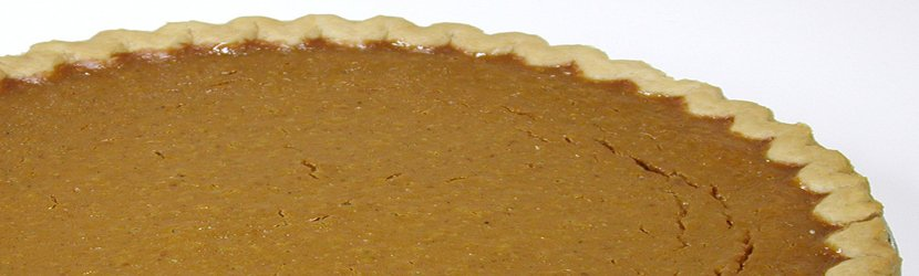 Healthy Recipe - Paleo Pumpkin Pie