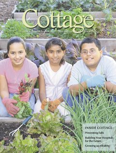 Cottage Magazine Spring 2008