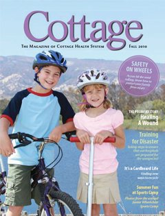Cottage Magazine Fall 2010
