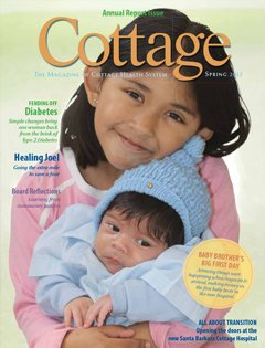 Cottage Magazine Summer 2012