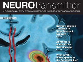 Neurotransmitter Magazine Summer 2014