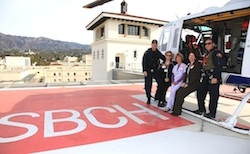 Helipad Crew - Santa Barbara Cottage Hospital