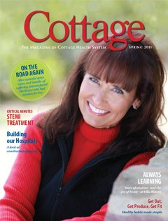 Cottage Magazine Spring 2011