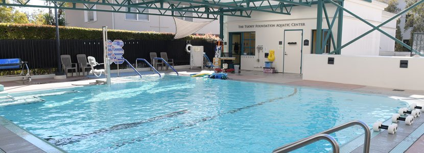 The Tuohy Foundation Aquatic Center Pool