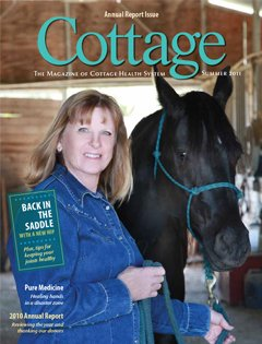 Cottage Magazine Summer 2011