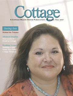 Cottage Magazine Spring 2007