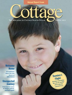 Cottage Magazine Spring 2013