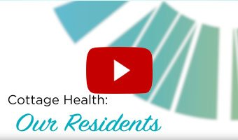 Our Residents at Cottage Health