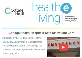 Health E Living Newsletter Sign Up