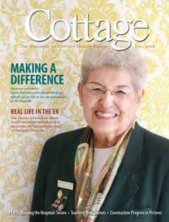 Cottage Magazine Fall 2009