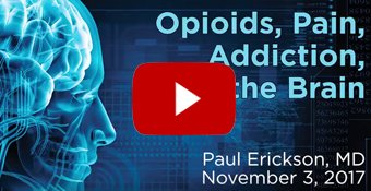 Opioids, Pain, Addiction, and the Brain Video