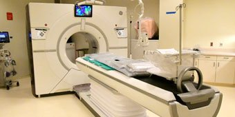 Emergency Department - CT Scanner