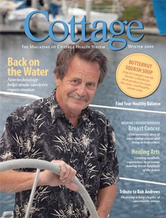 Cottage Magazine Winter 2009