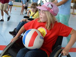 Adapted Wheelchair Sports