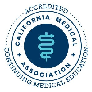 California Medical Association - Continuing Medical Education logo