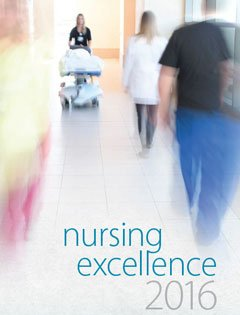 Cottage Health Nursing Excellence 2016