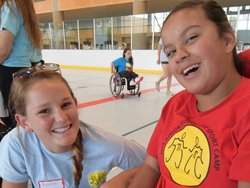 CRH Junior Wheelchair Sports Camp