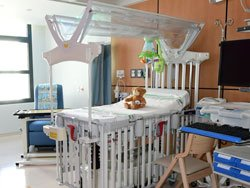 Pediatric Patient Room