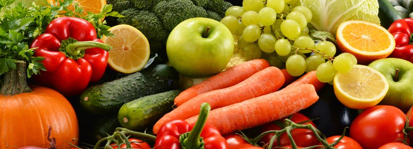 Cottage Health - Nutrition - Fruits & Vegetables