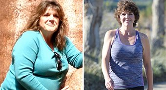 Cottage Center for Weight Loss Surgery Patient - Arnell Monahan
