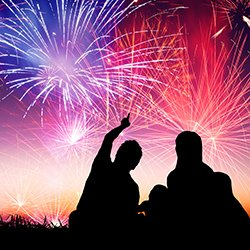 Fireworks - Child - Family - Hearing Damage