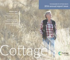 Cottage Magazine Spring 2017