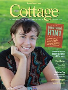Cottage Magazine Spring 2010