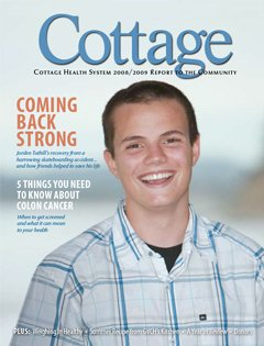Cottage Magazine Spring 2009