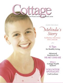 Cottage Magazine Summer 2008