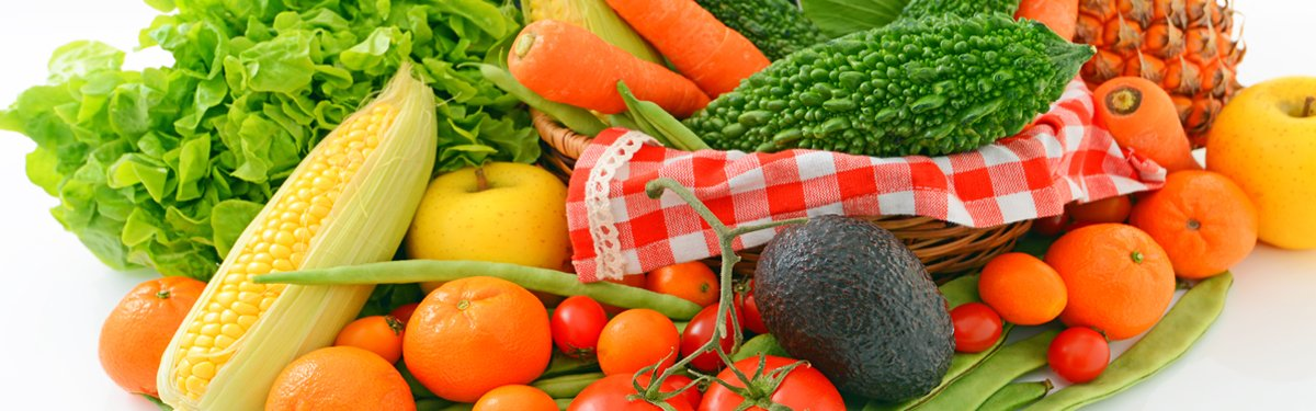 Nutrition Fruits and Vegetables
