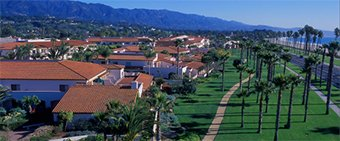 The Fess Parker - DoubleTree, Santa Barbara, California