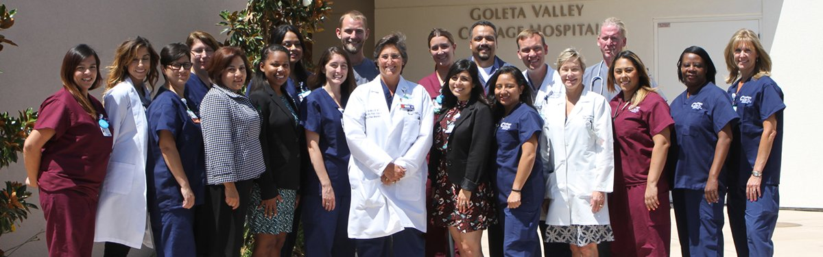 Ridley-Tree Center for Wound Management Goleta Staff