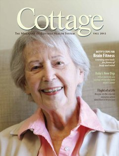 Cottage Magazine Fall 2012