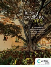 Cottage Health Nursing Excellence 2018